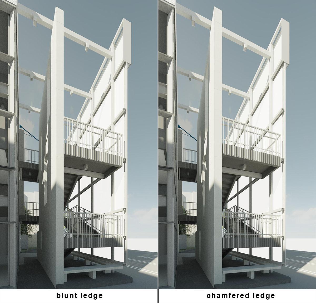 Oak Grove - Stair Study 02