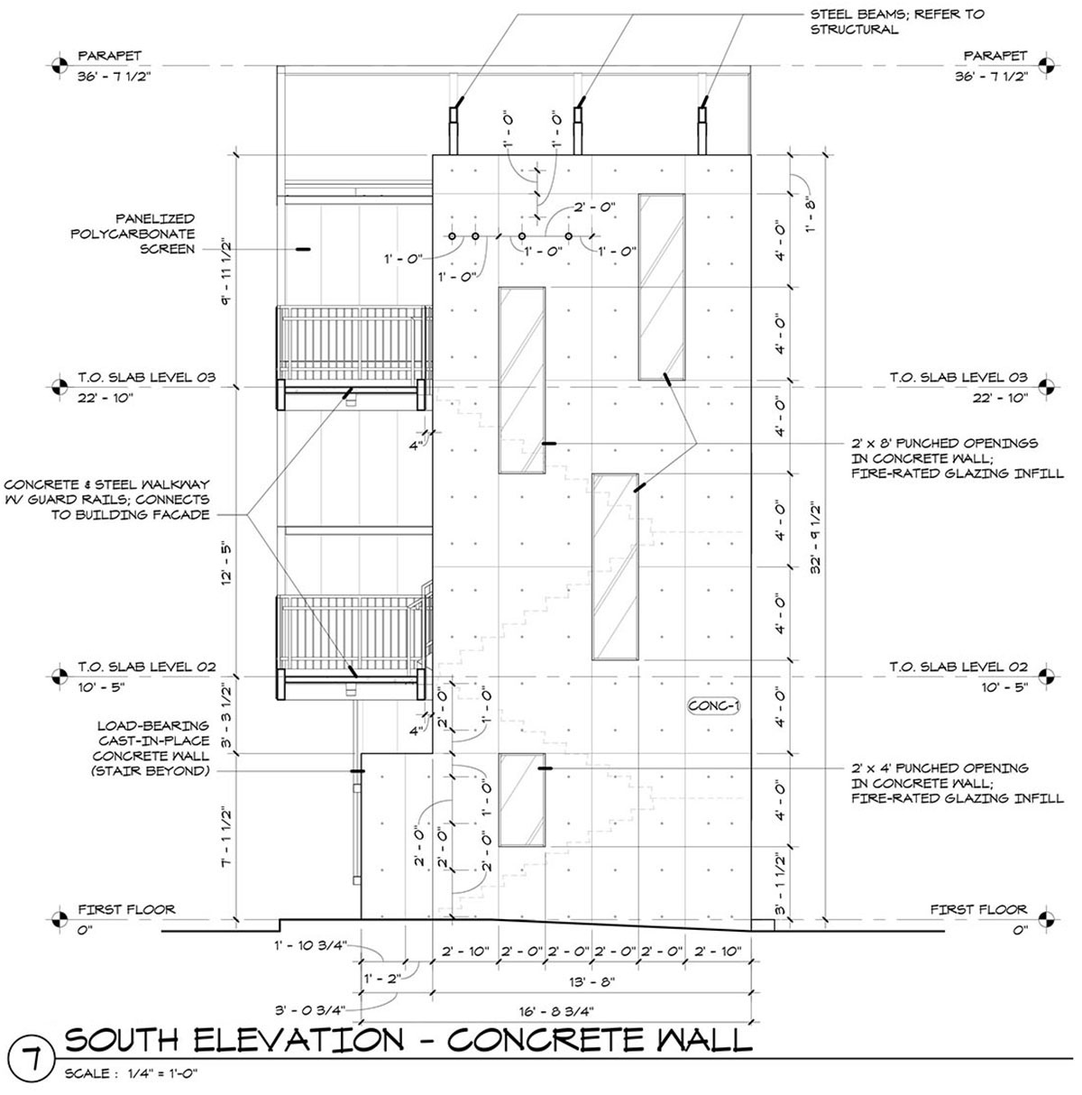 Oak Grove Star Elevations 01
