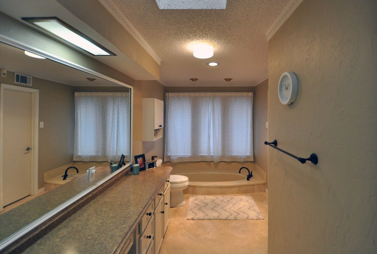 Her Master Bathroom