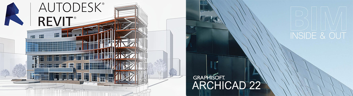xBIM Drafting Platforms - Revit and ArchiCad