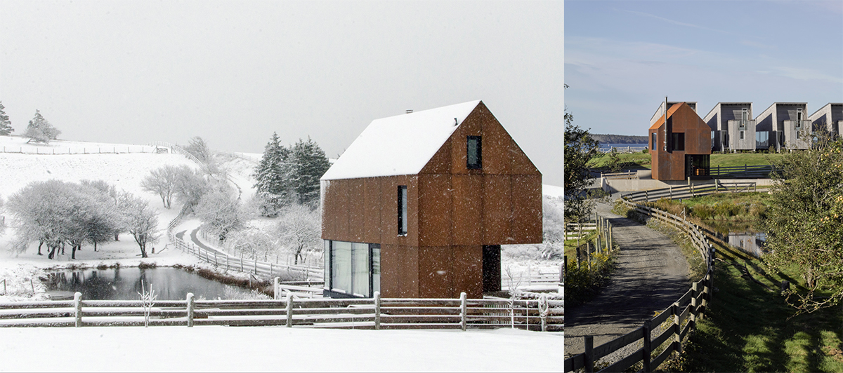 Ghost Architectural Laboratory - Enough House by MacKay-Lyons Sweetapple