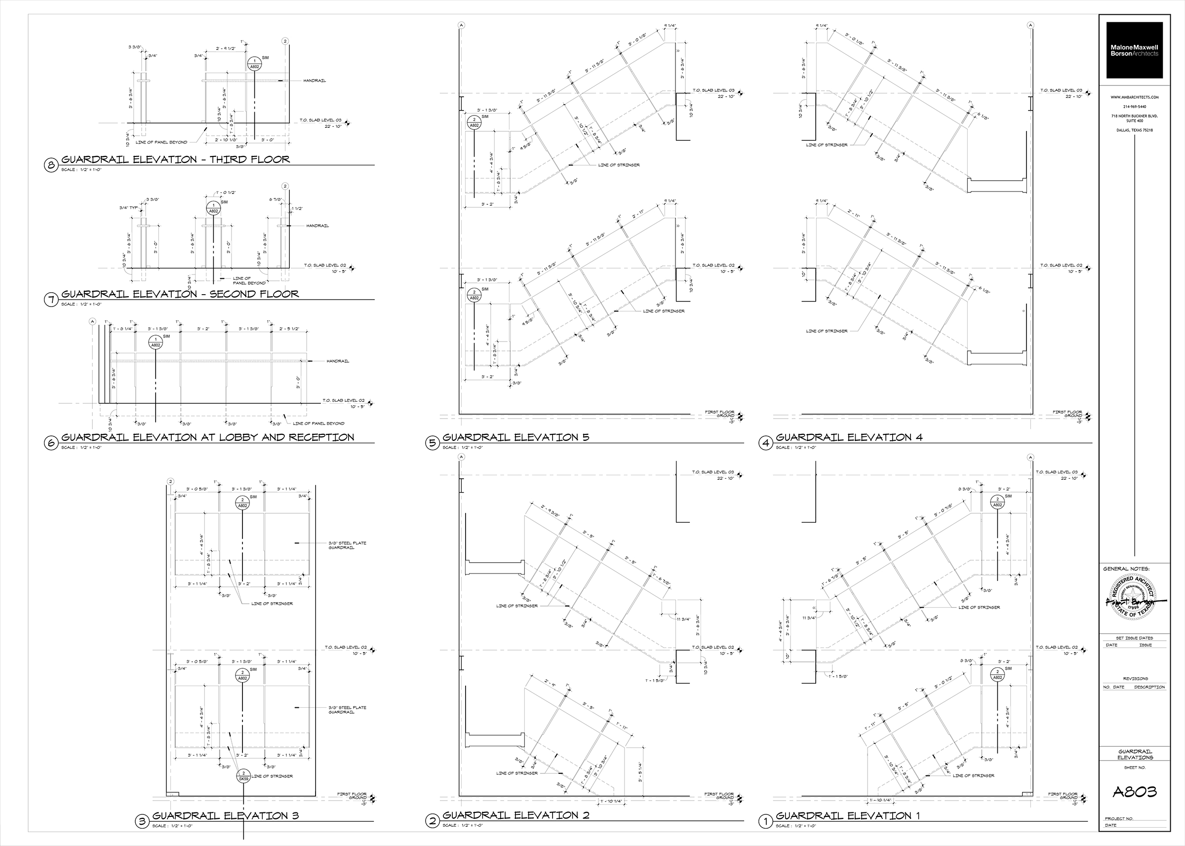 Interior Stairwell Design + Graphics | Life of an Architect