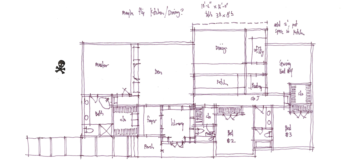 Architectural Sketch Series: Schematic Design | Life of an ... on