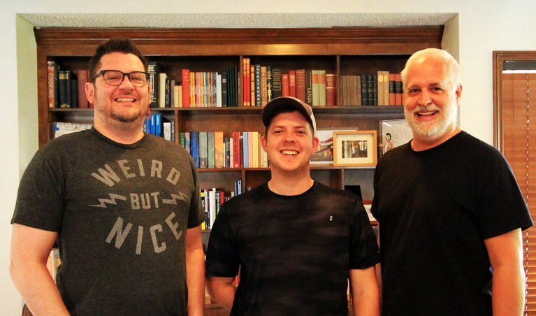 Bob Borson, Landon Williams, and Andrew Hawkins - Life of an Architect Podcast