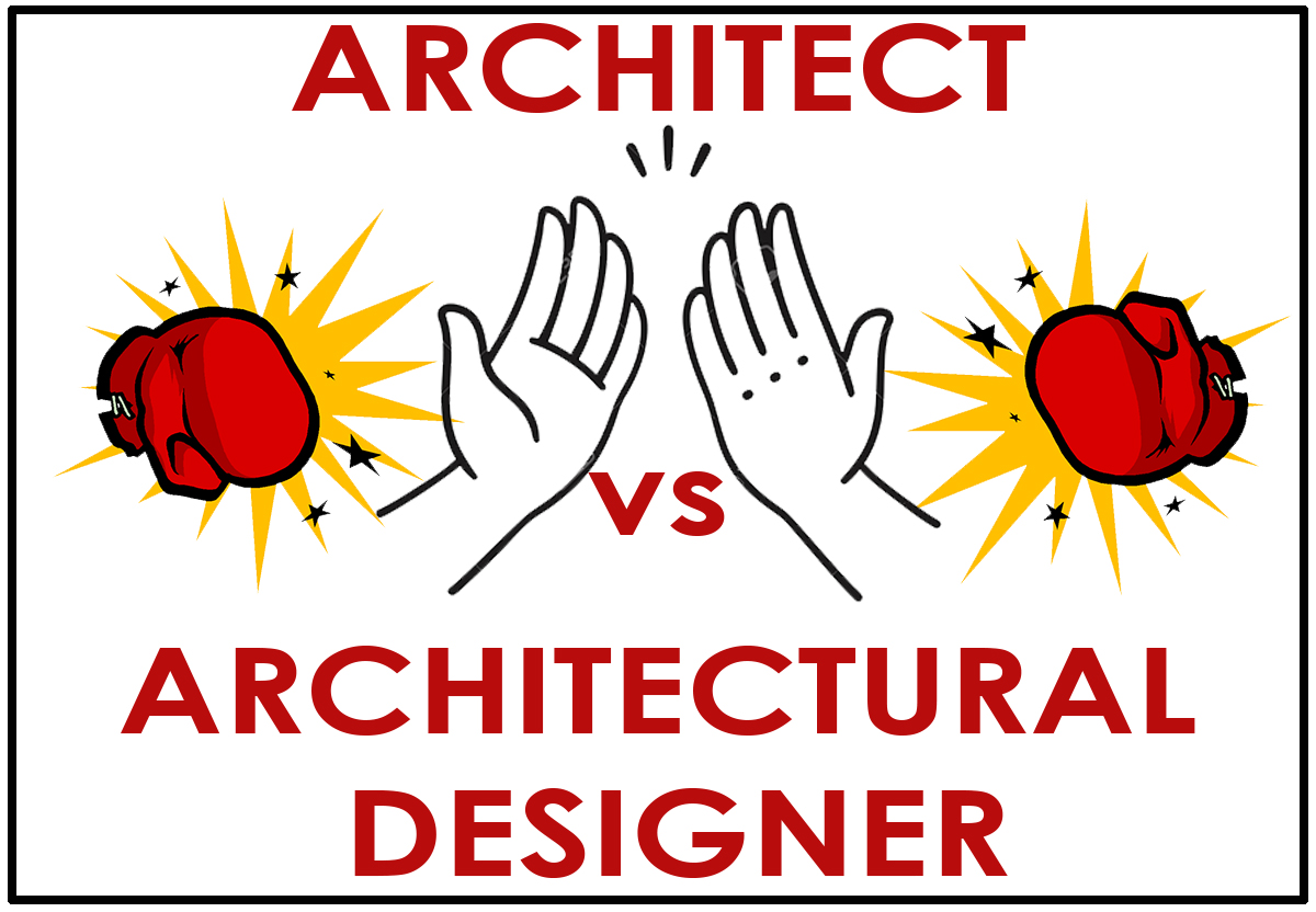 Architect vs Architectural Designer