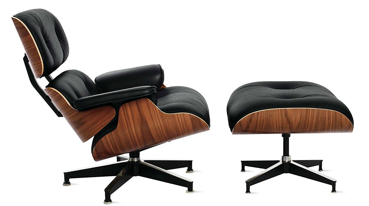 Eames Lounge Chair 670/671
