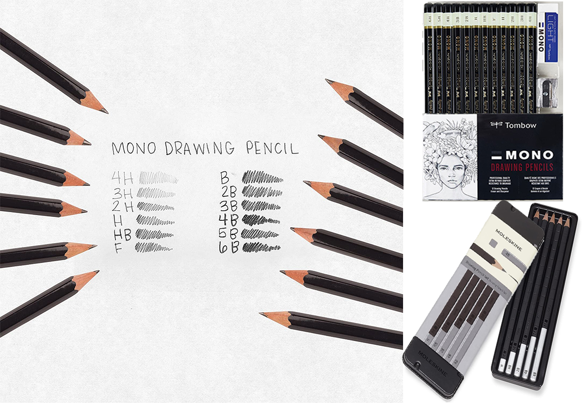 Architectural Drawing Pencils Sets