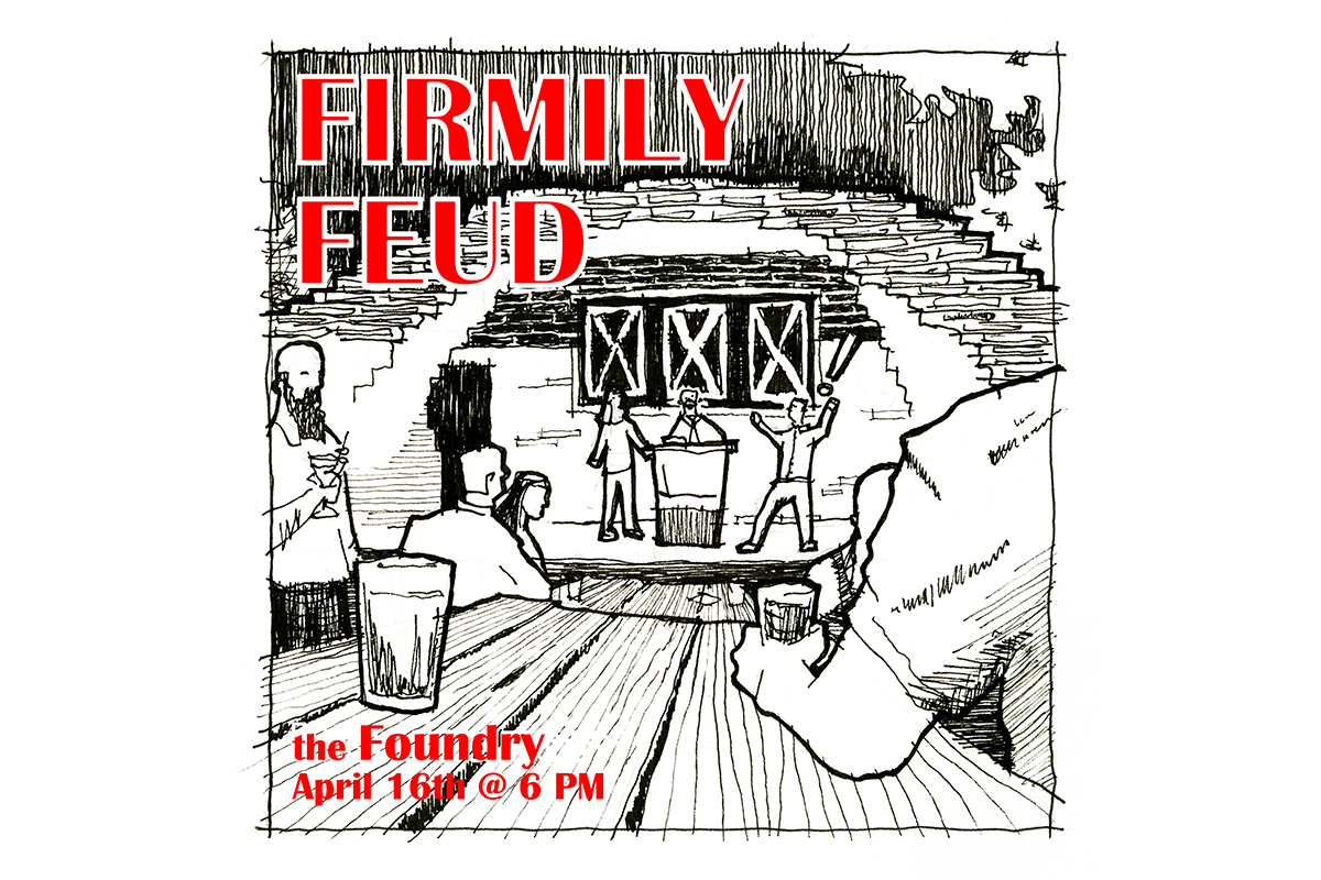 Landon Williams - Firmly Feud Sketch 01