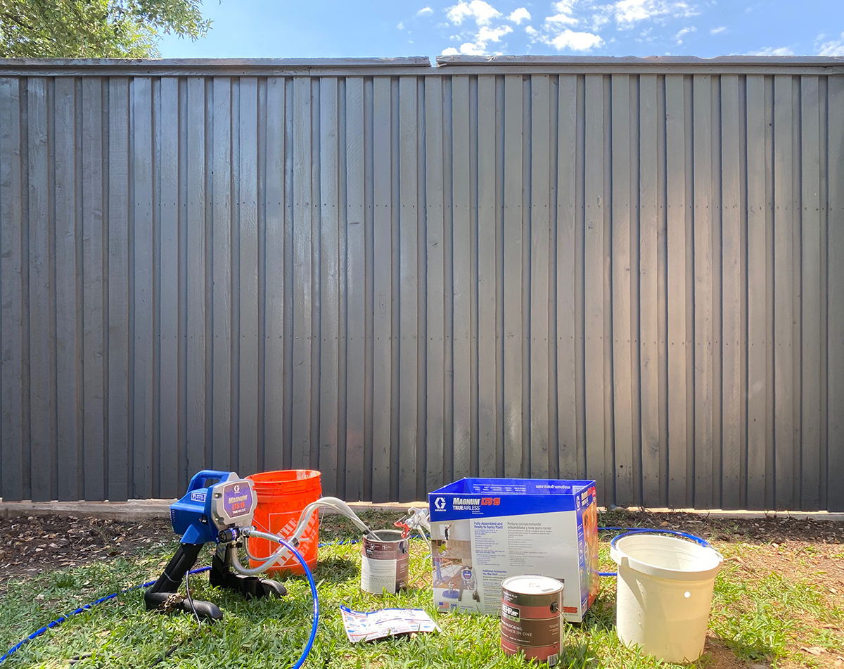 Painting Setup - Bob Borson