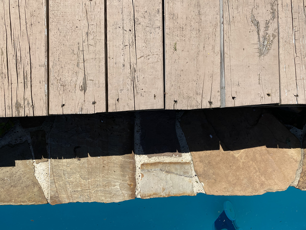 Weathered Deck Boards 02