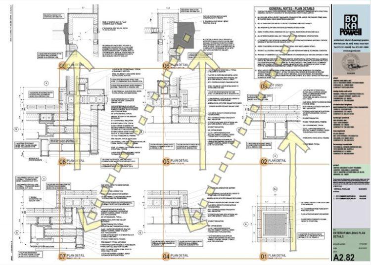 Architectural Graphics 101 – Title Blocks