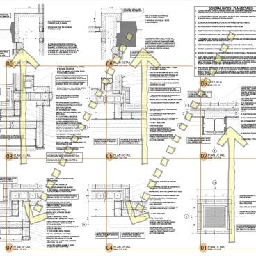 Architectural Title Blocks - Architectural Graphics 101 from Bob Borson