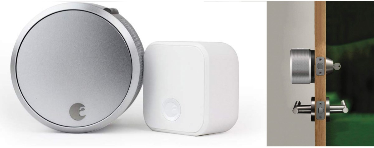 August Smart Lock - Gifts for Architects