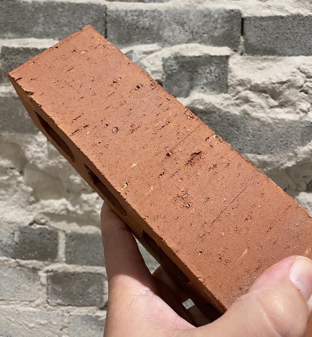 Brick Texture - wire cut