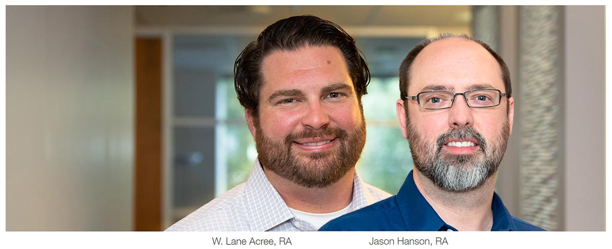 Lane Acree and Jason Hanson together