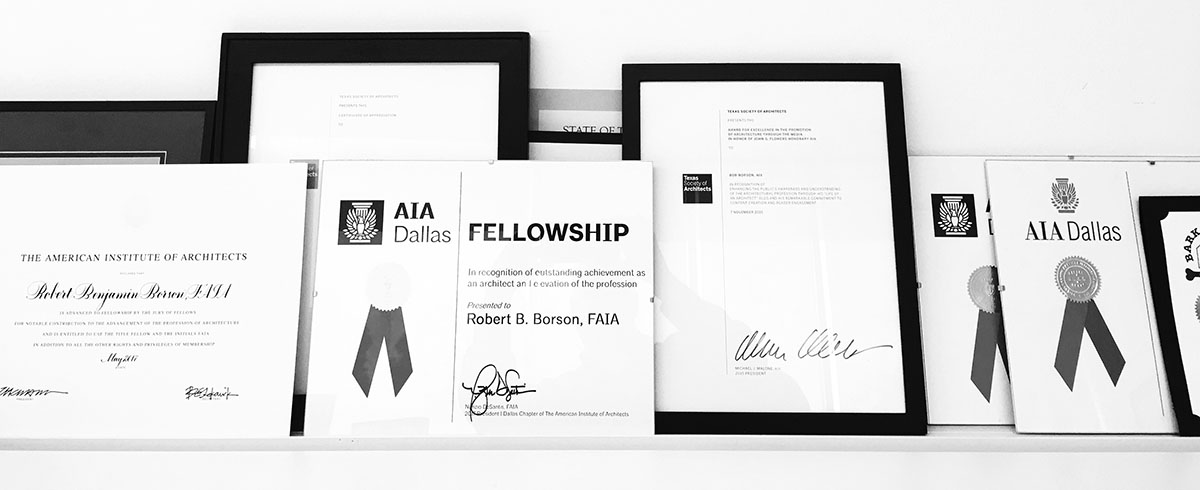 Architectural Diplomas and Awards - Where is the Finish Line