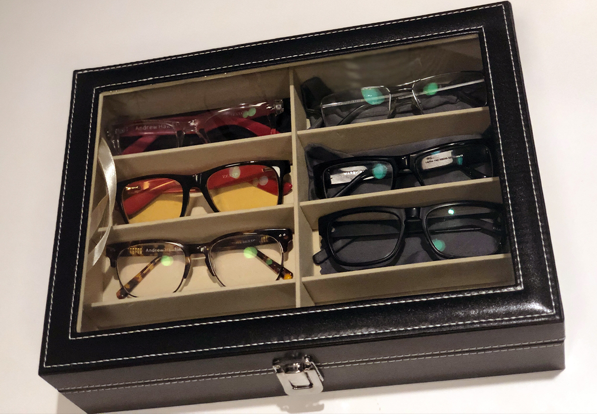 Andrew's Eyewear Collection
