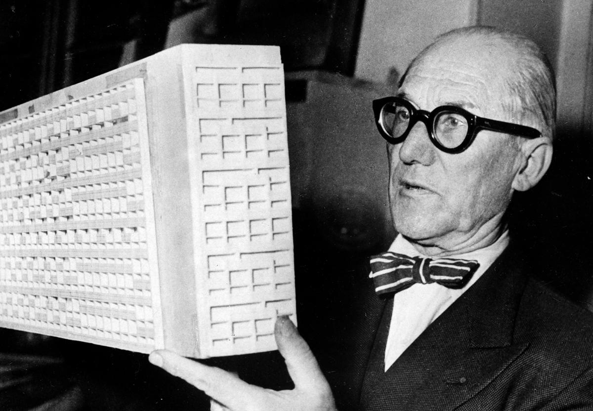 Corbusier Round Rim Spectacles