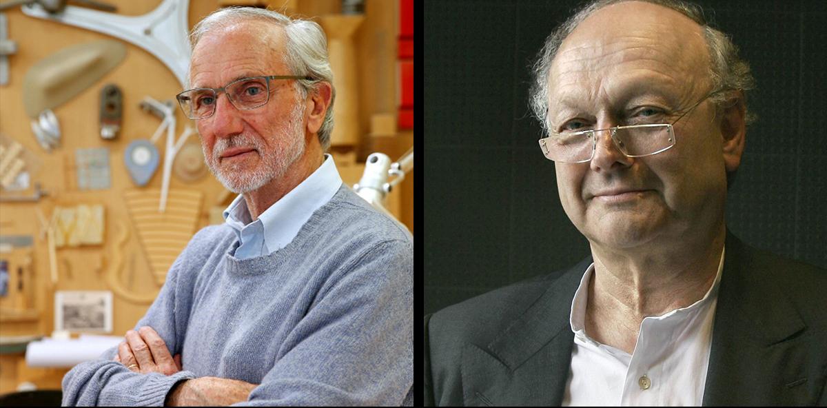 Renzo Piano & Glenn Murcutt Metal Specs
