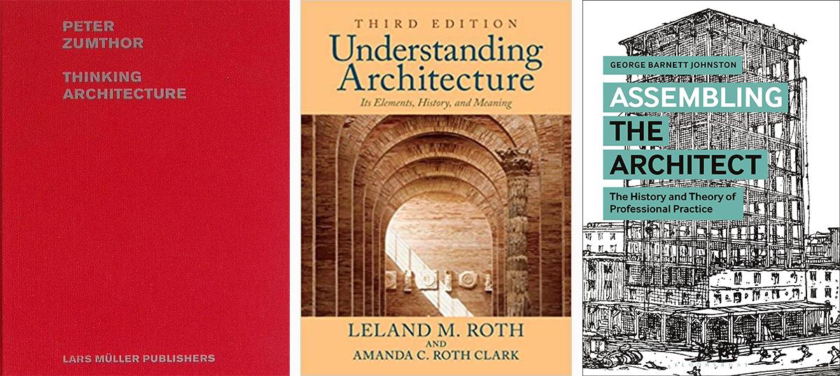 Architecture Knowledge Books