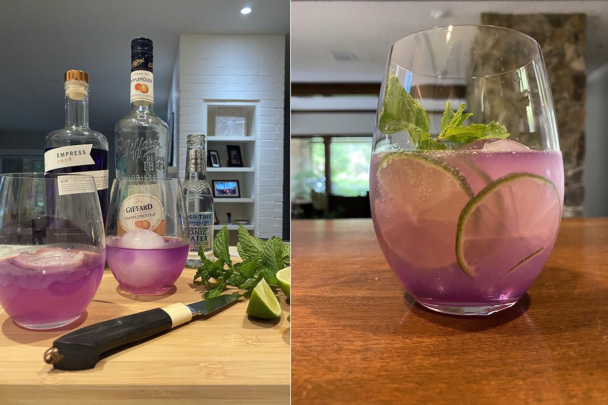 The Borson Family Gin & Tonic - Happy Hour at the Borson House