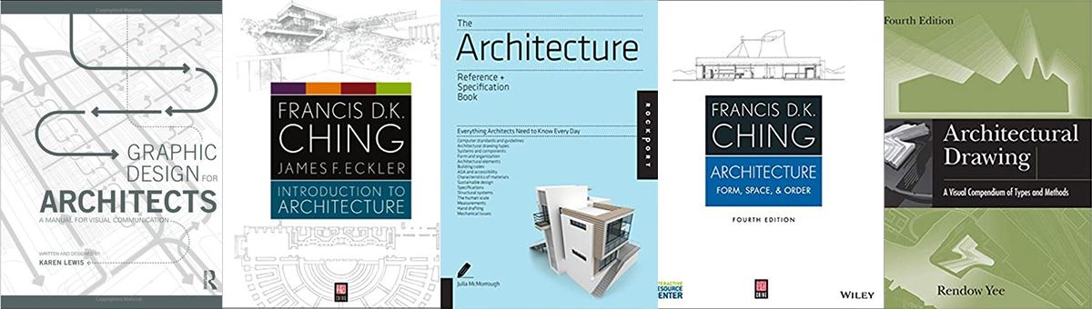 Beginner Architecture Books