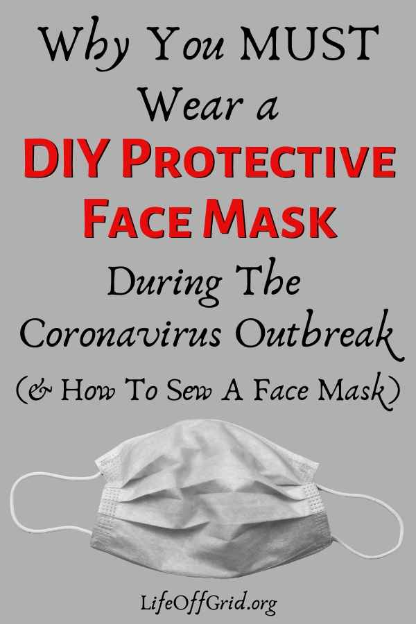 DIY Protective Face Mask