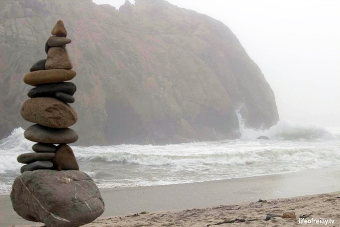 Make sure you save this page to make sure you can find Pfeiffer Beach when you're doing your road trip!