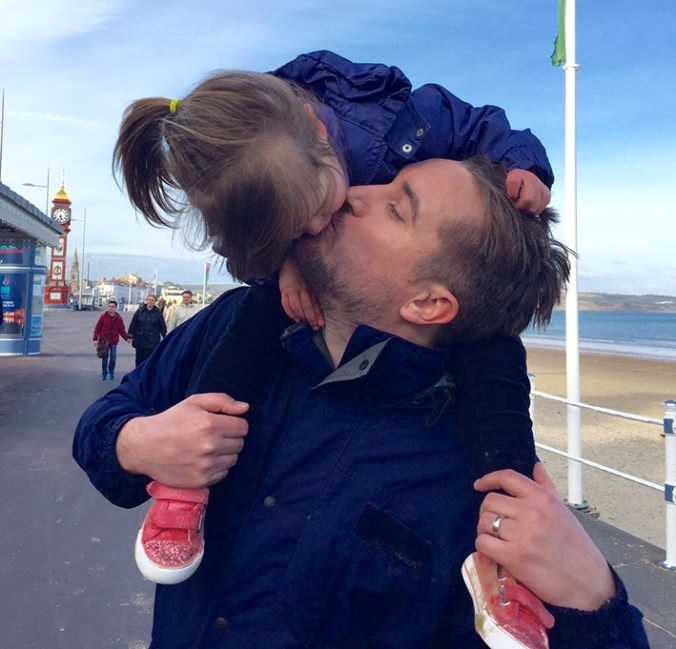 Fun walks along the promenade at Weymouth