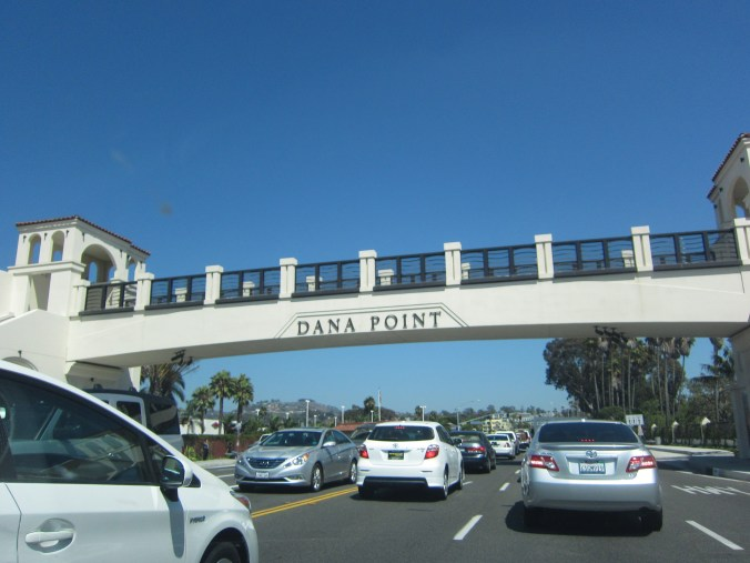Dana Point is the official start of Highway One! Photo by Dr Warner on Flickr.