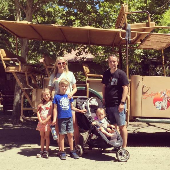 Safari West in Sonoma County, California