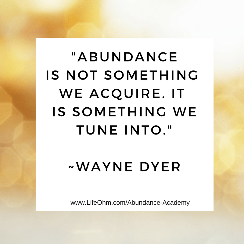 Image result for quotes about abundance