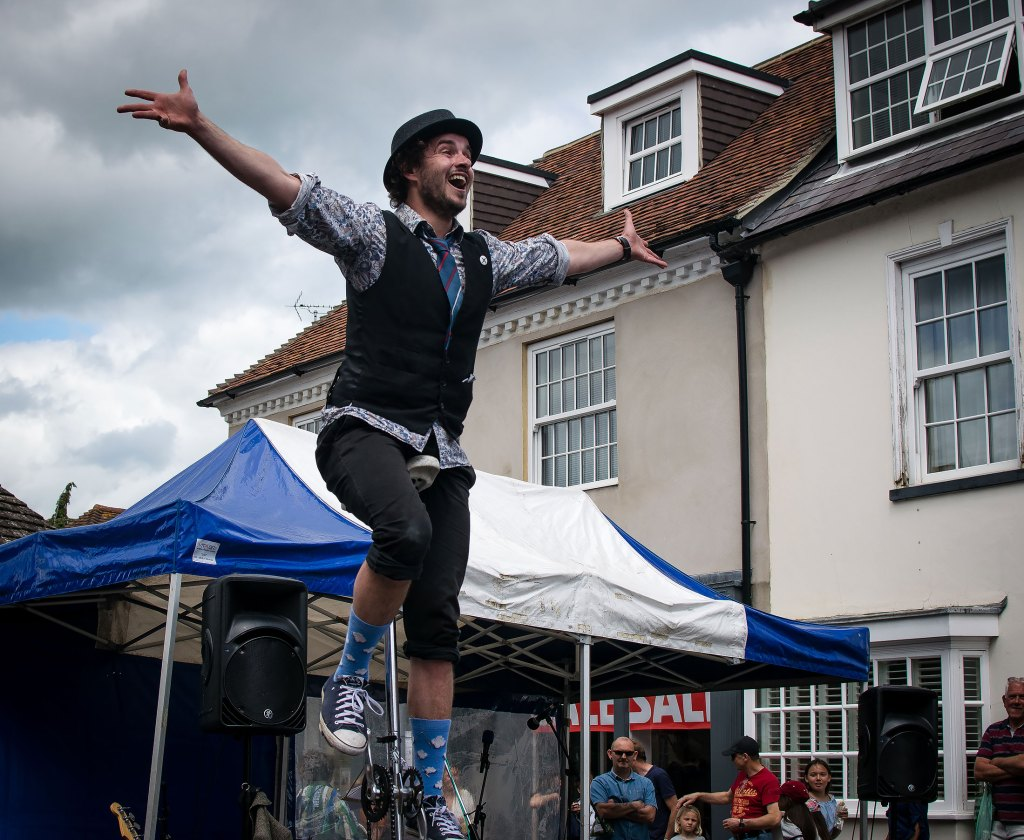 Steyning Country Fair half-term fun