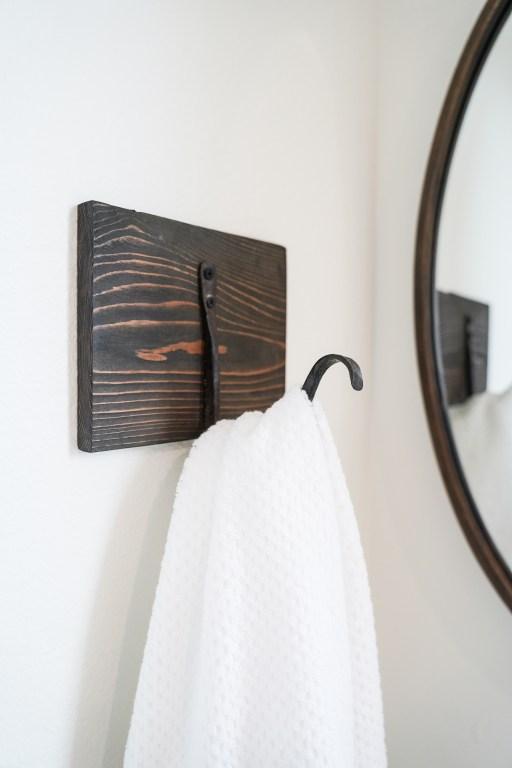 Diy Towel Hooks Life On Beacon
