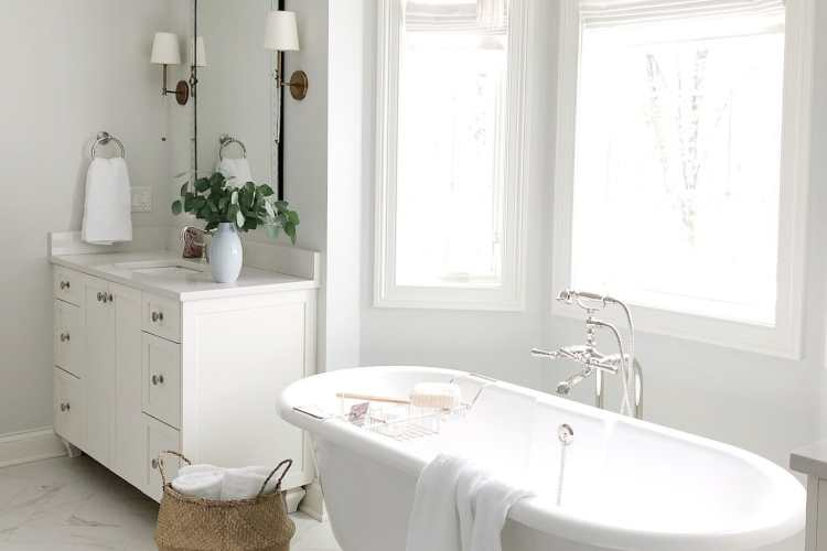 Bathroom Refresh with Pottery Barn