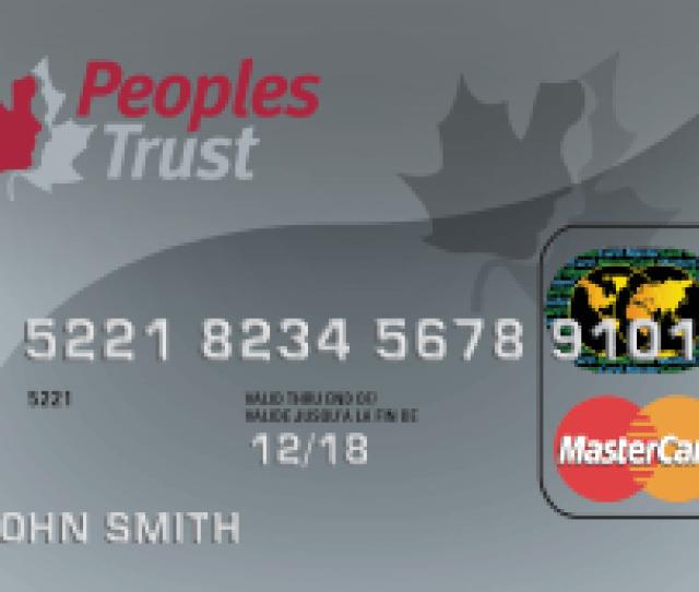 Peoples Trust Secured Mastercard Peoplestrust_card