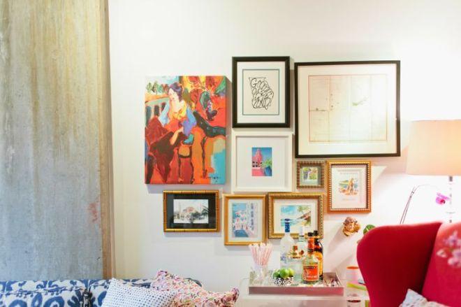 LWADOW Gallery Wall