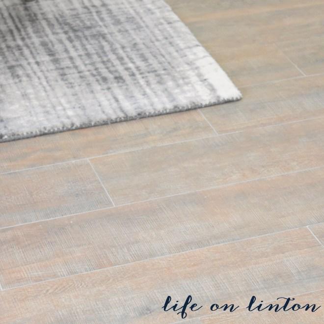Quartersawn Oak Wood Tile from Floor & Decor | lifeonlinton.com