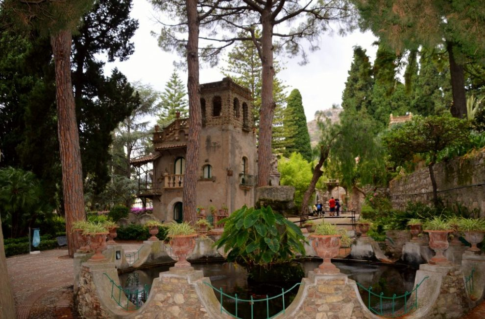 Botanical Gardens Taormina