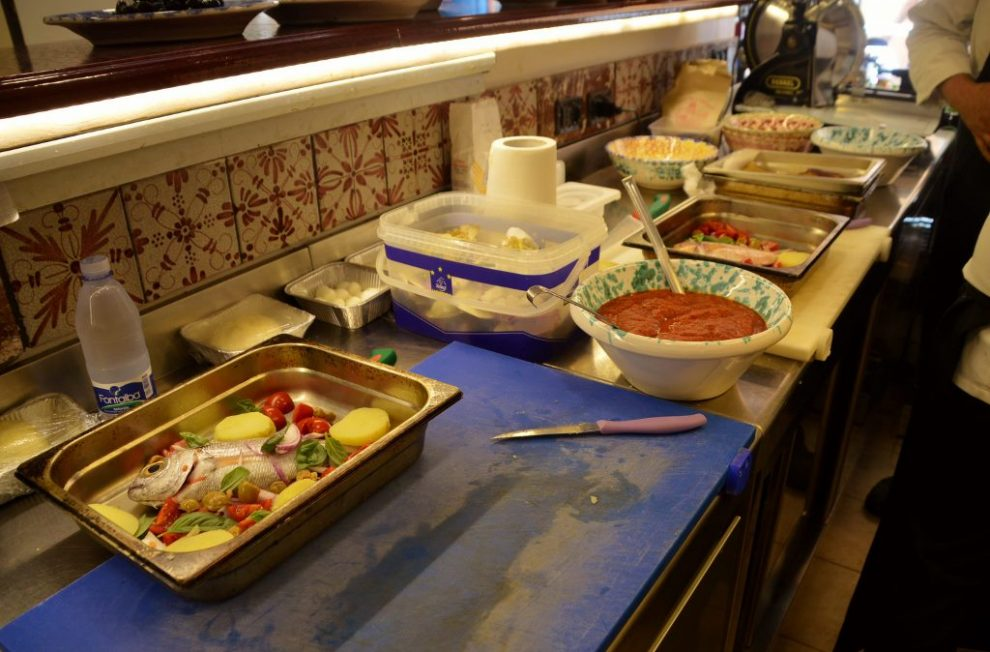 Take a Cooking Class in Taormina