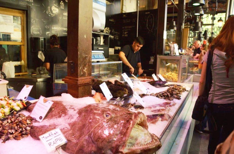Mercado di San Miguel