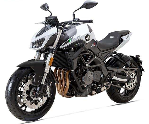 มาแล้ว All New Benelli TNT600 ในชื่อ QJ SRK600 - Motorival.com