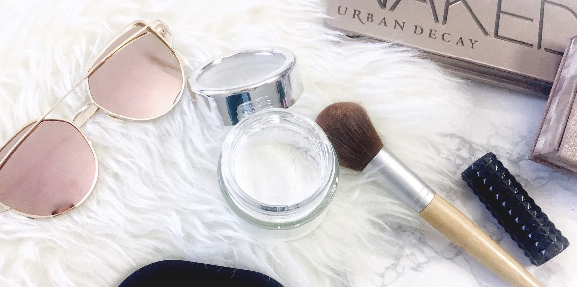 DIY Translucent Powder