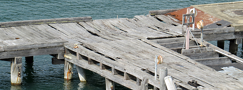 Waverton - Berry's Bay Wharf