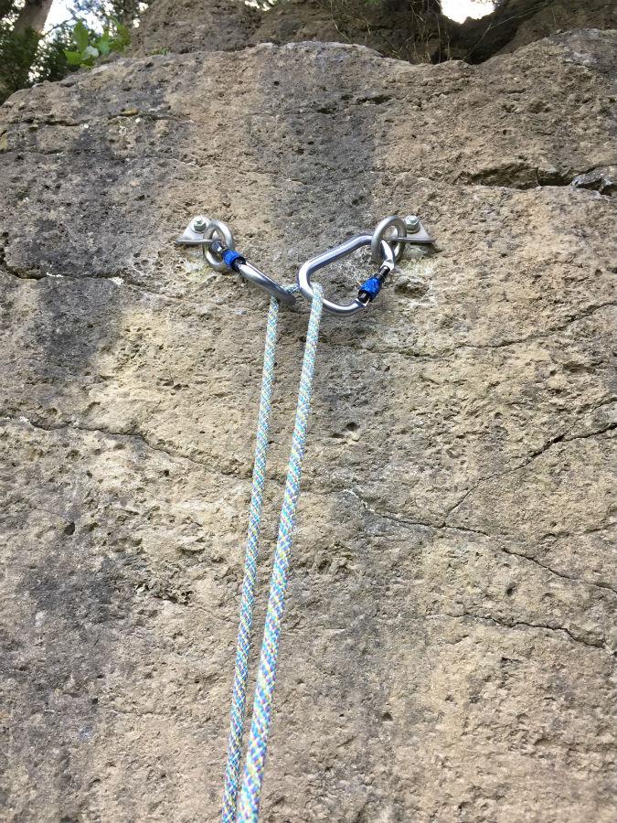 Outdoor Rock Climbing in Ontario 6