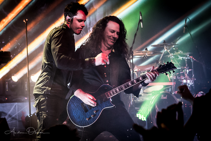 Tommy and Thomas from Kamelot