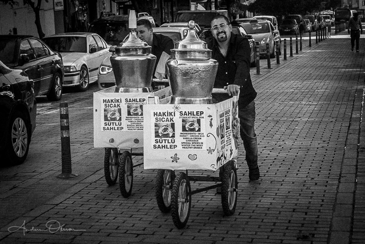 The coffee guys in Istanbul