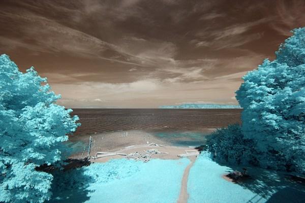 LifePixel Digital Camera Infrared IR Conversion. Sample ...
