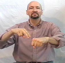 Normal American Sign Language ASL