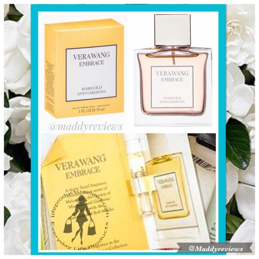 Vera-Wang-Embrace-marigold-gardenia-floral-sweet-warm-scent-light-perfume